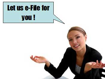 Let us e-FILE legal documents FOR YOU!