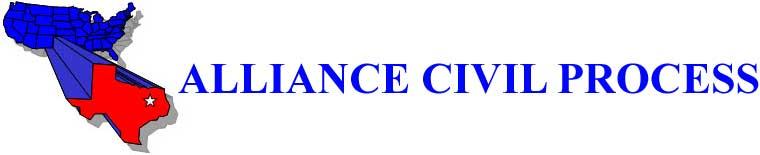 Alliance Civil Process Logo